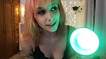 JOI Red Light Green Light choose your ending! To cum or not to cum? See full versions on my Red!