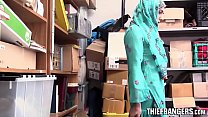 17009 Audrey Royal Busted Stealing Wearing A Hijab & Fucked For Punishment preview