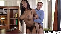 Hard Sex With Big Tits Slut Office Girl (codi bryant) clip-11