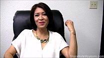 Download video bokep Asian Milf Gloryhole Interview Blowjob 3gp terbaru