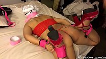 Sub hot wife tied up PART 3 mi sumisa y esclava... Thumbnail