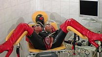 Xtreme vacuum in rubber