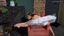 Anka Minetchica sexy naked gymnast pornhub video