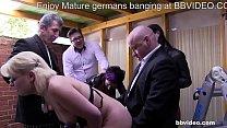 German matures group sex on the terrace Vorschaubild