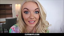 Hot Teen Step Sister Molly Mae And Her Best Fri...