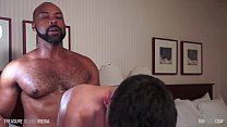 Interracial hole stretching