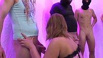 Bukkake party mit Karla - HD - german porn
