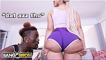 BANGBROS - Slimpoke Buries His Big Black Cock In Assh Lee's Tight Ass Hole