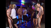 Sexual orgy in the basement of a pavilion !!! F...