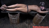Tickled restrained submissive waterboarded pornhub video