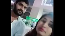 Swathi naidu on road with her boyfriend