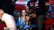 Lovely Bonita in a sea of Dicks - German Goo Girls Preview