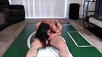 Suck and fuck on floor