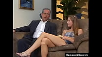 She is a sexy schoolgirl that knows she has a great set of lips and her pussy is outstanding to fuck