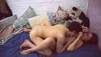 Lena y Kyle teniendo un poco de sexo