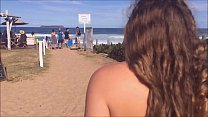 "Kellenzinha Ninth Season One Episode of Our YouTube Channel ""Kellenzinha No Secrets"" - What Happens on NUDISM Beach?"