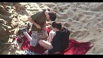 Hunger couples filmed fucking on the beach digporns.com صورة