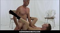 Hot Twink Mormon Boy Fucked By Church President Oaks
