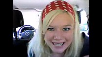 Fingerfun in her Car preview image