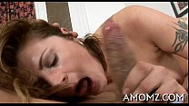 Licking and fucking sexy mom صورة