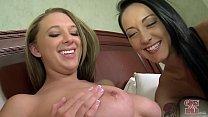 GIRLS GONE WILD - Brooke Wylde's 36 Double D Big Tits In A Bikini = Amazing preview image
