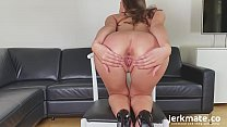 Long-Legged Euro Beauty Fulfills Your Every Desire On Jerkmate Cam Show