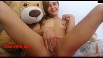 young blonde masturbating near the camsgirl.pro