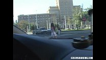 CZECH AMATEUR GIRLS SHARKED ON THE STREETS image