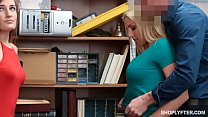 Screenshot Teen And Mom Ge t Caught Shoplifting By The St fting By The Stor