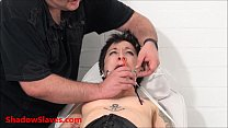 Bizarre asian medical bdsm and oriental Mei Maras extreme doctor fetish of play image