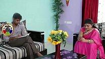 Sexy Desi Bhabi Hot Romance Tamil mallu Aunty South indian with Devar midnight Masti