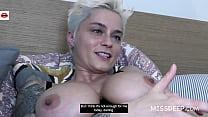 HAHA, I made these two lesbians bi-sexual: Nayomi Sharp and Mila Milan - MISSDEEP.com