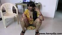 Best Ever Indian Bhabhi Seducing Husband Friend Fucking Him Hard