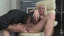 Frau vom besten Freund gefickt und auf die Tiiten gespritzt Image
