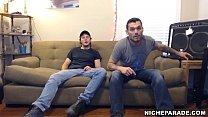 NICHE PARADE - Str8 Guys Caught Jerking Off On Spycam