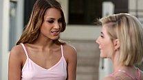 The New Lesbian Neighbor - Uma Jolie, Bella Rose - WebYoung Vorschaubild