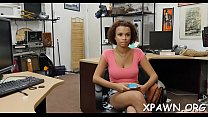 A bitch in the reality movie scene shows off her curves and moves - download porn videos