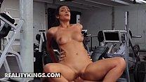 Sneaky Sex - (Katana Kombat) - High Intensity Interval Cheating - Reality Kings thumbnail
