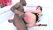Sarah Gold DP'ed (black monster cocks anal) SZ681's Thumb