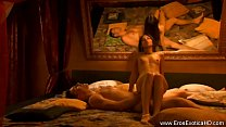 Indian Lover Babe Learns Tantra