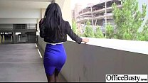 (amia miley) Office Girl With Big Tits Bang In Hard Style Action vid-03