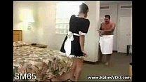 Milf Maid Clean Sheets