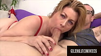 Golden Slut - Grannys Magical Mouth Compilation