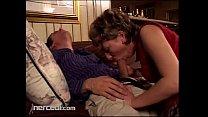 Mature Broad Sucks Her Man Blowjob pornhub video