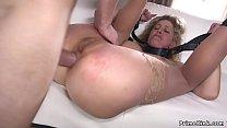 Milf in bondage anal fucked and cummed صورة