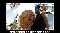 Brazzers & Alexis Monroe give a new twist to public fucking thumbnail