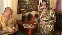 Very old granny gets fucked by punk Vorschaubild