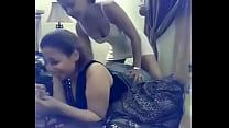 Two Lesbian Bitches Enjoying in Hostel