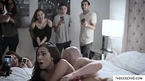 Teen Party sex goes wiral