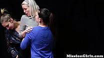 Three sweet Mormon girls in fingering and licki...'s Thumb